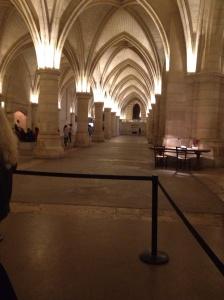 Concierge Saint Chapelle