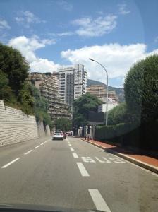 monaco roadway