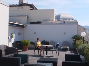 rooftop Niece