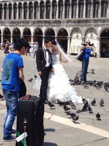St Marks/ wedding