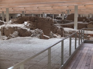 Akrotiri ruins 1