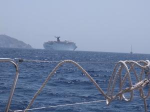 cruisers galore around here